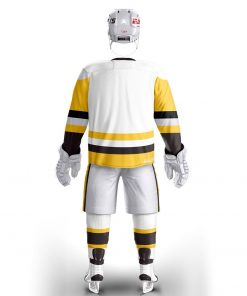 Cool Hockey free shipping Pittsburgh Penguin ice hockey jersey s Training wear in stock customized 2