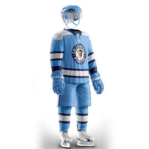 Cool Hockey free shipping Pittsburgh training wear With Printing Penguin Logo ice hockey jersey s in 1