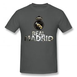 Cool Real Madrided Funny T Shirt Men Women Summer O Neck Casual Cotton T Shirt Graphic 1