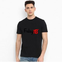 Customized friday the 13th tee t shirts male female plus sizes s 5xl fitted outfit