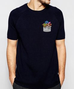 Cute Baby Yoda Fashion Men T Shirts 2020 New Arrival Hip Hop Streetwear Cotton Tshirt The