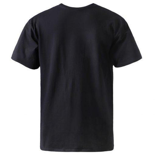 Cute Baby Yoda Mandalorian T shirts Mens Summer 100 Cotton Streetwear Tops T shirts 2020 Man 2