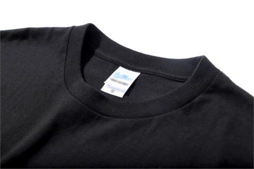 Cute Baby Yoda Mandalorian T shirts Mens Summer 100 Cotton Streetwear Tops T shirts 2020 Man 3
