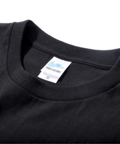 Cute Baby Yoda Mandalorian T shirts Mens Summer 100 Cotton Tops Short Sleeve Tops Streetwear 2020 3
