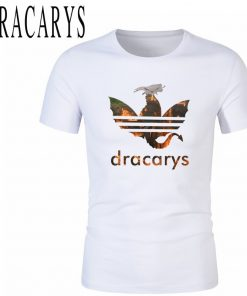 DRACARYS Brand 2020 New Man t shirt Game Of Thrones t shirt Man Tshirt Women T