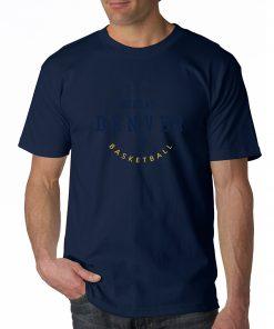Denver Nuggets Number 27 Jamal Murray 2019 best selling New men s COTTON Short Shirt for 3