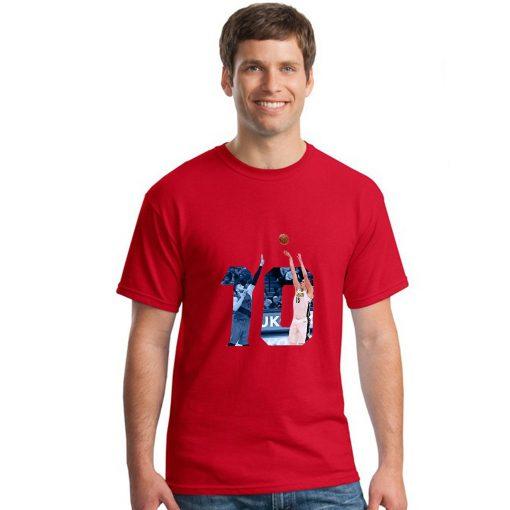 Denver Nuggets Serbia Nikola Jokic Man Basketball Jersey Tee Shirts Men gym streetwear tshirt 1