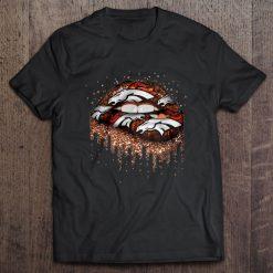 Denver Streetwear Harajuku 100 Cotton Men S Tshirt Broncos Lips Tshirts