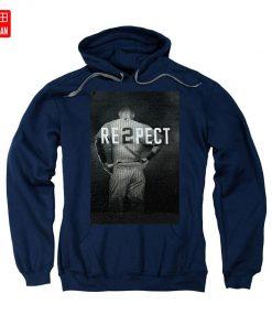 Derek Jeter Ny T Shirt yankees baseball sports derek jeter respect new york city uniforms signs 5