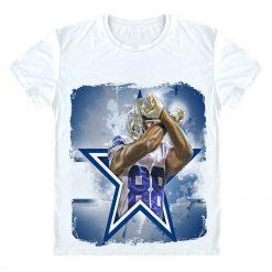 Dez Bryant T Shirt Dallas 88 Star T shirt Summer Men women cool 3d T shirt