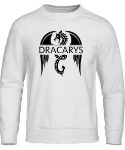 Dracarys Mens Hoodie Game Of Thrones Hoodies Sweatshirts Male Fashion Hoody Harajuku Unisex Sweatshirt Casual Autumn 2