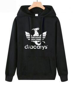 Dracarys Vintage Style Hoodie Game Of Thrones Daenerys Drogon Fire Printed Hoody Sweatshirt For Man Woman 1