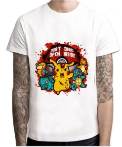 Fashion 2017 Summer T shirt The Walking Dead no hope men t shirt rise up top 2