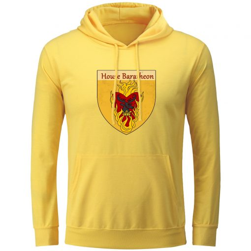 Fashion Game of Thrones House Bolton Our Blades are Sharp Hoodies Men Women Unisex Sweatshirt Pullover 2