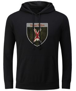 Fashion Game of Thrones House Bolton Our Blades are Sharp Hoodies Men Women Unisex Sweatshirt Pullover 4