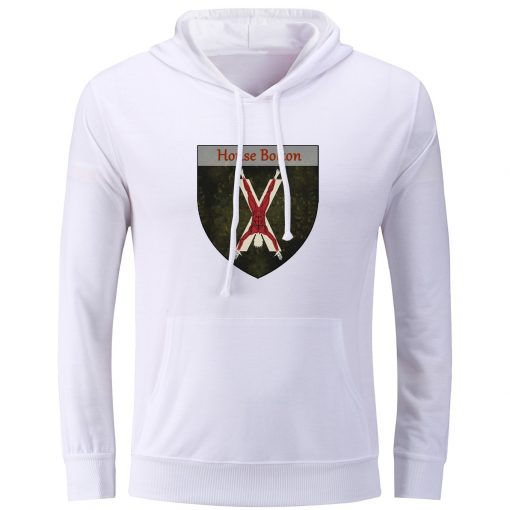 Fashion Game of Thrones House Bolton Our Blades are Sharp Hoodies Men Women Unisex Sweatshirt Pullover 5