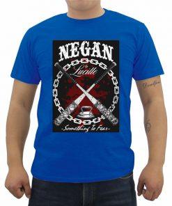 Fashion Summer Men s Cotton T shirt New The Walking Dead T Shirt Casual Short Sleeve 4