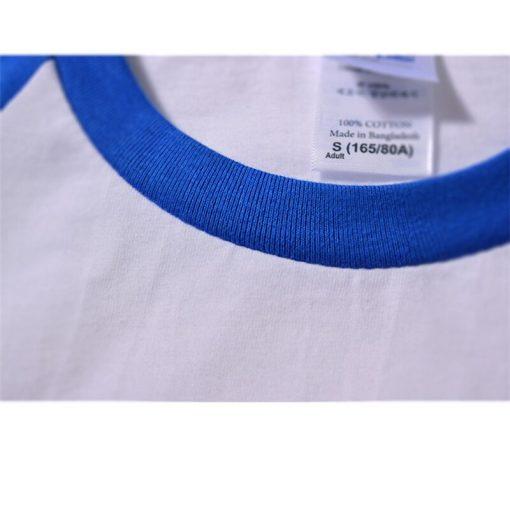 Fashion Tony Stark Tshirt Marvel Iron Man T Shirt Men Avengers Anime Summer Raglan Tshirt Streetwear 4