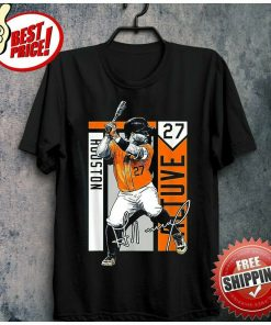 Freeship Jose Altuve Shirt Astros Houston Baseball T Shirt Black Unisex S 6Xl