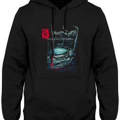 Friday The 13th Horror Jason Voorhees Premium Graphic Hoodies Sweatshirts