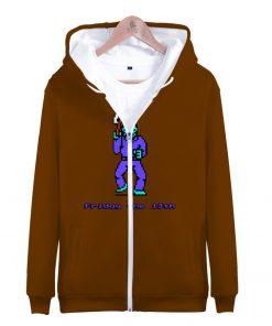Friday the 13th 3D Printed Zipper Hoodies Women Men Fashion Long Sleeve Hooded Sweatshirt Hot Sale 4