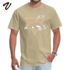 Funny Pittsburgh Penguin Logo O Neck T Shirt Labor Day cosie Tops Shirt Venom Sleeve Hip 4