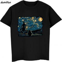 Funny Star Wars Star The Traitor Stormtrooper The Scream Parody T shirt Men Cotton Short Sleeve 1