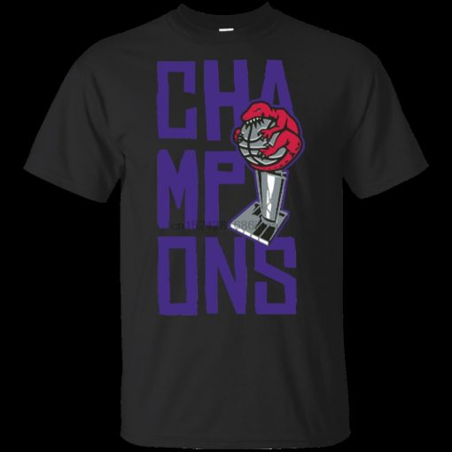 GT SHIRT Toronto T Shirt Champions Raptors Basketball 2019 Men T Shirt Black Navy S 3XL