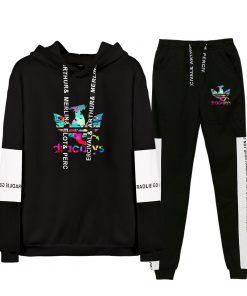 Game Of Thrones Dracarys Cool Logo Sweatshirt Suits 2019 New Hip Hop Hoodies Sweatshirts And Sweatpants
