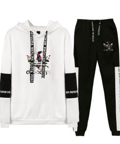 Game Of Thrones Dracarys Cool Logo Sweatshirt Suits 2019 New Hip Hop Hoodies Sweatshirts And Sweatpants 4