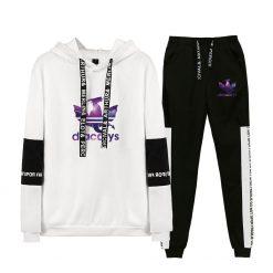 Game Of Thrones Dracarys Cool Logo Sweatshirt Suits 2019 New Hip Hop Hoodies Sweatshirts And Sweatpants 5