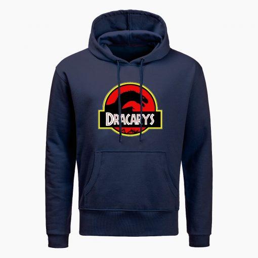 Game Of Thrones Hoodies Dracarys Harajuku Vintage Style Hoodie Men Camisetas Hombre Harajuku Streetwear Casual Sportswear 1