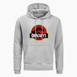 Game Of Thrones Hoodies Dracarys Harajuku Vintage Style Hoodie Men Camisetas Hombre Harajuku Streetwear Casual Sportswear 2