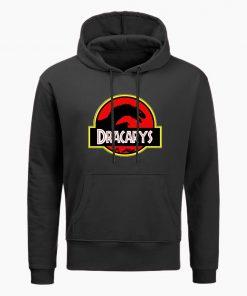 Game Of Thrones Hoodies Dracarys Harajuku Vintage Style Hoodie Men Camisetas Hombre Harajuku Streetwear Casual Sportswear