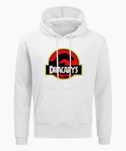 Game Of Thrones Hoodies Dracarys Harajuku Vintage Style Hoodie Men Camisetas Hombre Harajuku Streetwear Casual Sportswear 3