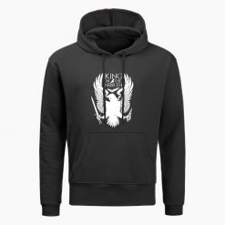 Game Of Thrones Hoodies House Stark King In The North Print Hoodie Sweatshirt Men Hip Hop 3