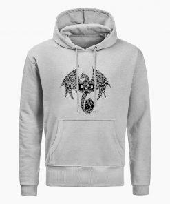 Game Of Thrones Hoodies Men Fashion Cool Mosaic Dragon Print Hoodie Casual Autumn Hoodie Winter Sportswear 1