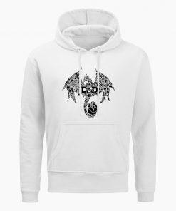 Game Of Thrones Hoodies Men Fashion Cool Mosaic Dragon Print Hoodie Casual Autumn Hoodie Winter Sportswear 2