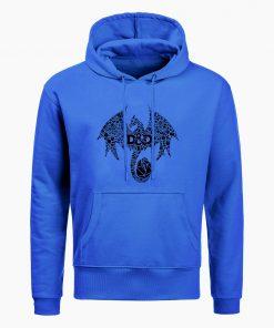 Game Of Thrones Hoodies Men Fashion Cool Mosaic Dragon Print Hoodie Casual Autumn Hoodie Winter Sportswear 3