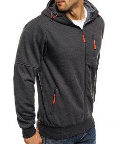 Game Of Thrones Hoodies Mens Streetwear Autumn New Ayra Stark Not Today Casual Jacket Zipper Coat 3