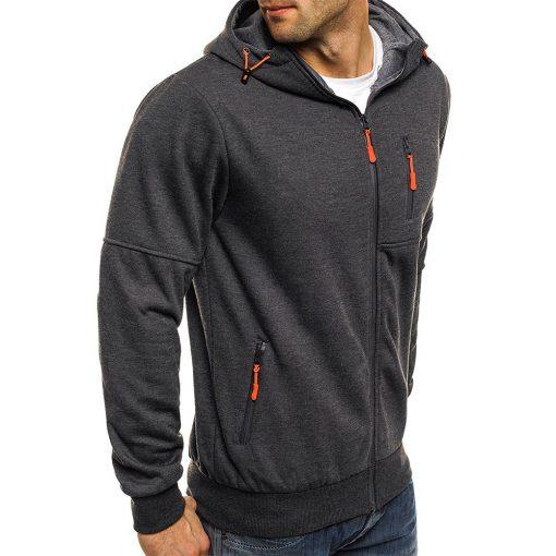 Game Of Thrones Hoodies Sweatshirt Men Casual Jacket Zipper Autumn Hot Sale Hooded Vintage Print Sportswear 3