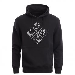 Game Of Thrones Hoodies Sweatshirts Men House Stark Targaryen Wolf Lion Dragon Men S Hoodie 2019 1