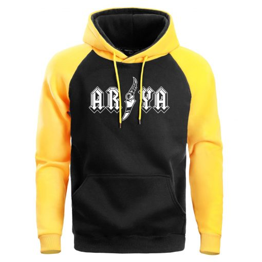 Game Of Thrones Men Hoodie Sweatshirt Hoodies Sweatshirts Male Winter Ayra House Stark Fleece Pullover Mens 1