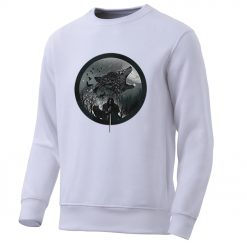 Game Of Thrones Men S Hoodie 2020 Spring Autumn Fashion Sweatshirts Wolf Jon Snow Mens Sweatshirt