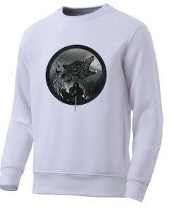 Game Of Thrones Men S Hoodie 2020 Spring Autumn Fashion Sweatshirts Wolf Jon Snow Mens Sweatshirt