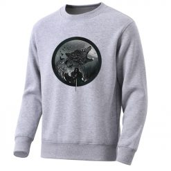 Game Of Thrones Men S Hoodie 2020 Spring Autumn Fashion Sweatshirts Wolf Jon Snow Mens Sweatshirt 3