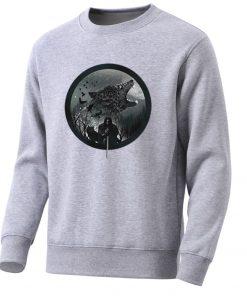 Game Of Thrones Men S Hoodie 2020 Spring Autumn Fashion Sweatshirts Wolf Jon Snow Mens Sweatshirt 3