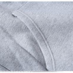 Game Of Thrones Men s Arya Stark Hoodies Sweatshirt Not Today Tracksuit Fleece Hooded Streetwear Sportswear 4