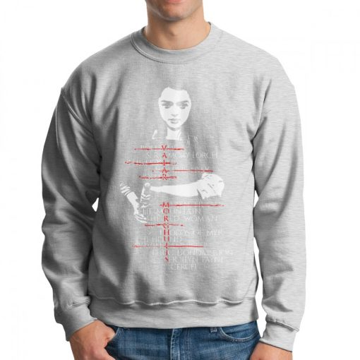 Game Of Thrones Men s Hoodie Long Sleeve Cheap O neck Cotton Pullover Male 1