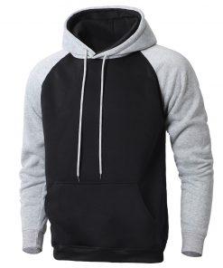Game Of Thrones Mens Hooded Sweatshirt Not Today Arya Hip Hop Raglan Fleec Sweatshirts Streetwear Man 1